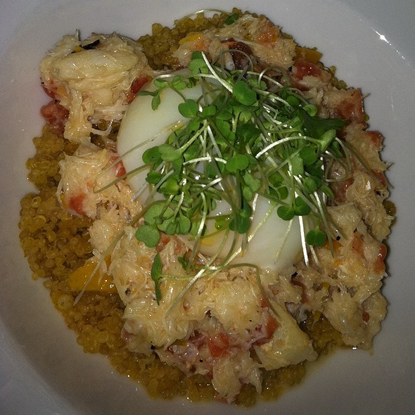 Lobster Quinoa - South Edison, Montauk, NY