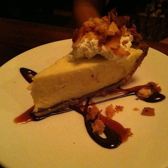 Coconut Creme Pie - JoLe, Calistoga, CA