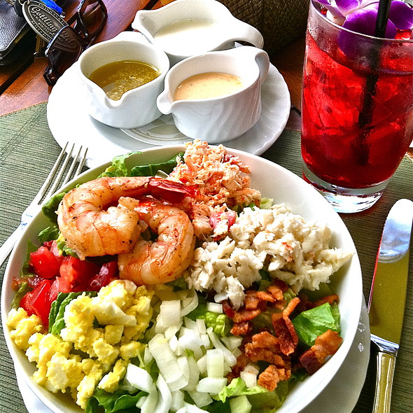 Seafood Salad - Ferraro's Bar e Ristorante Maui, Wailea, HI