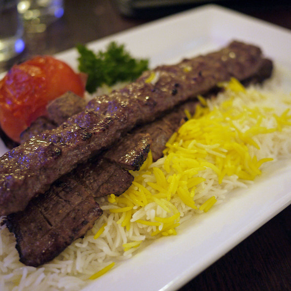 Soltani Kebab - Arya Global Cuisine, Cupertino, CA