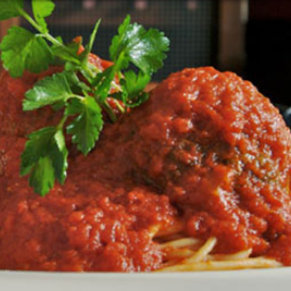 Spaghetti and Meatballs - The Rosebud, Chicago, IL