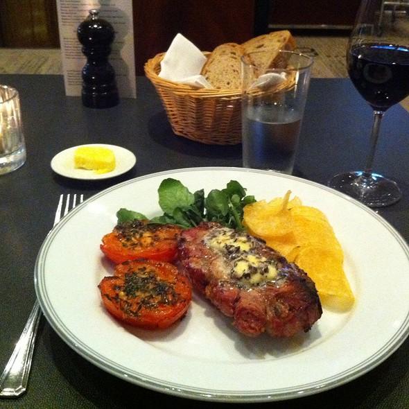 Lamb Chops - Lutyens Restaurant, London