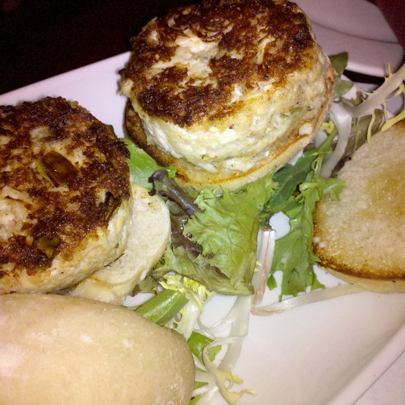 Crabcake Slider - METRO, Milwaukee, WI