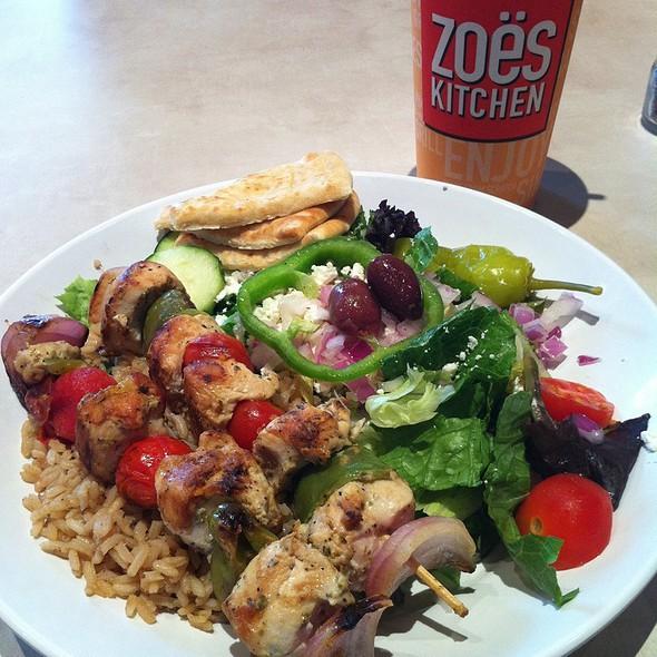 Chicken Kabobs Zoe S Kitchen