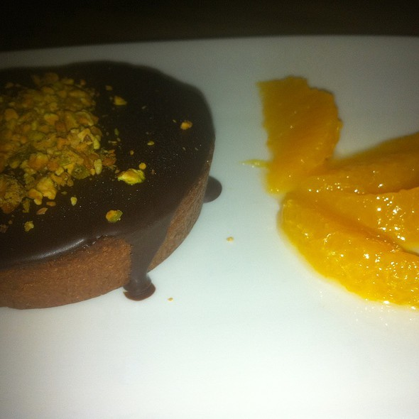 Chocolate And Orange Torte - Devon Seafood + Steak - Hershey, Hershey, PA
