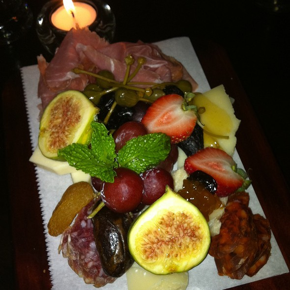 Cured Meat and Cheese Plate - Due Lire, Chicago, IL