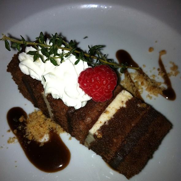 Chocolate Hazelnut Torte - New Heights, Washington, DC