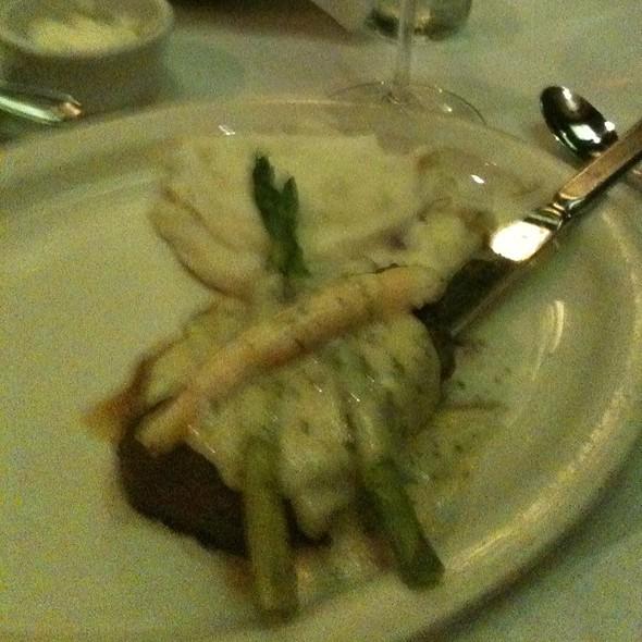 Filet Oscar - Taylor's Steakhouse - La Canada, La Canada Flintridge, CA