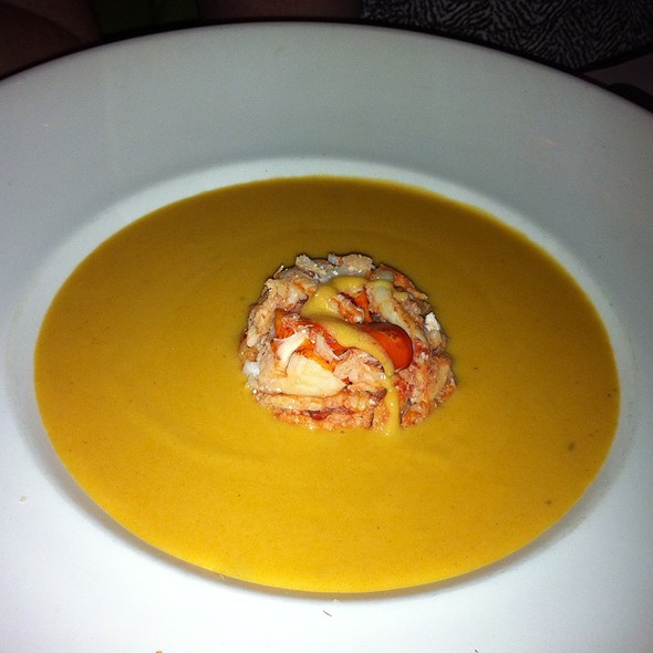 Lobster Bisque - McCormick & Schmick's Seafood - Cincinnati, Cincinnati, OH