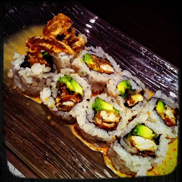 soft shell crab roll - Sushiko - Chevy Chase, Chevy Chase, MD