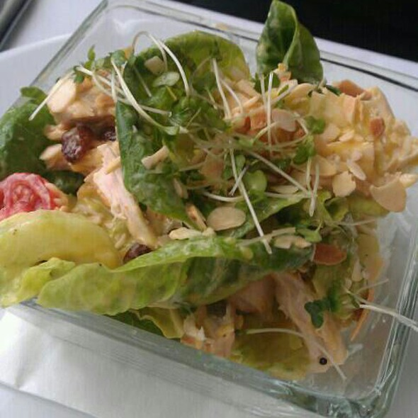 Coronation Chicken Salad - Roast, London