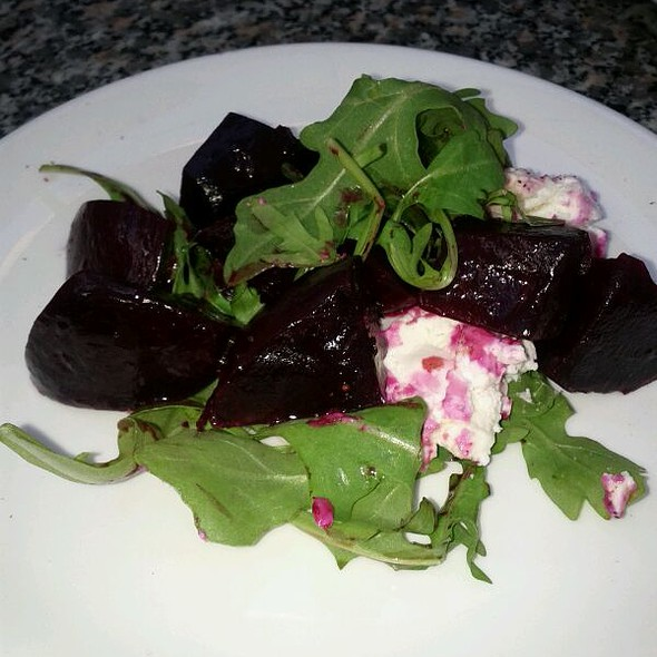 Beet Salad - Lil' Baci - Queen St, Toronto, ON