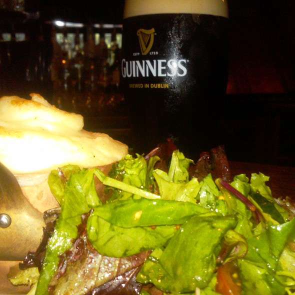 Mixed Green Salad - The Irish Inn at Glen Echo, Glen Echo, MD