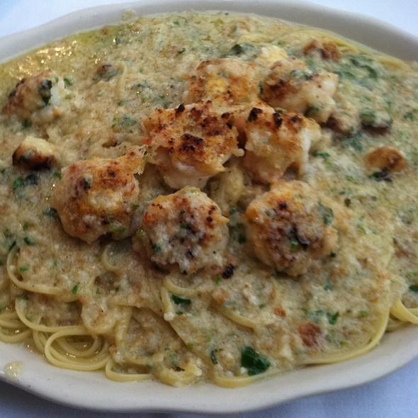 Linguini With Shrimp Oreganata - Piccola Bussola Ristorante - Mineola, Mineola, NY