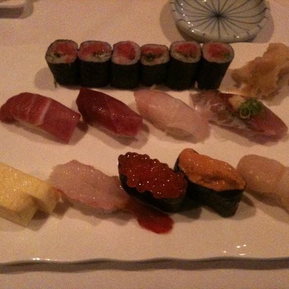Special Sushi Plate - Shinbashi, New York, NY
