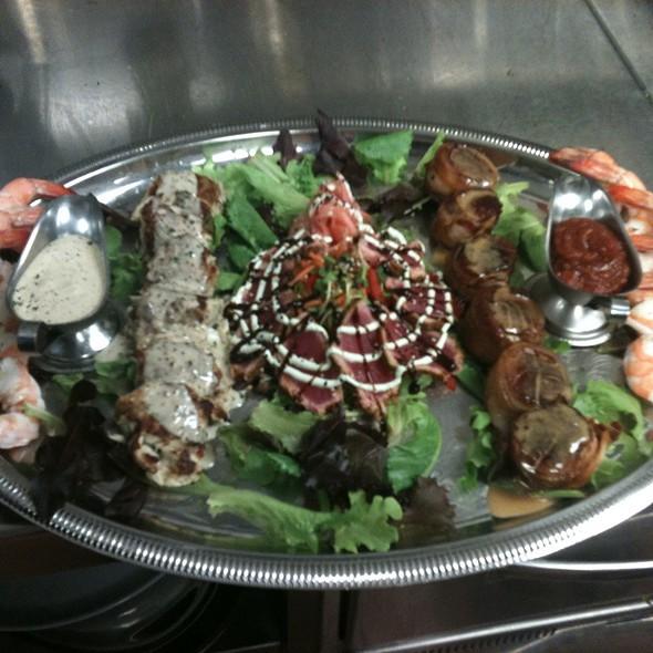Mixed Appetizer Platter - III Forks - Hallandale, Hallandale Beach, FL