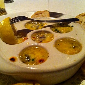 Escargot - Splash Seafood Bar and Grill, Des Moines, IA
