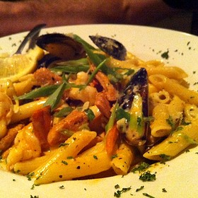 Creole Penne - Splash Seafood Bar and Grill, Des Moines, IA