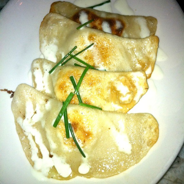 Perogies - Rye House, New York, NY