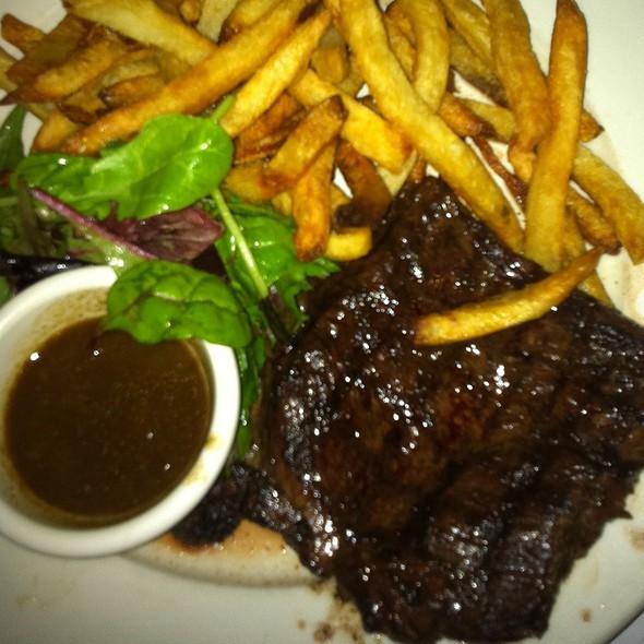 Grilled Hanger Steak - Les Halles, New York, NY