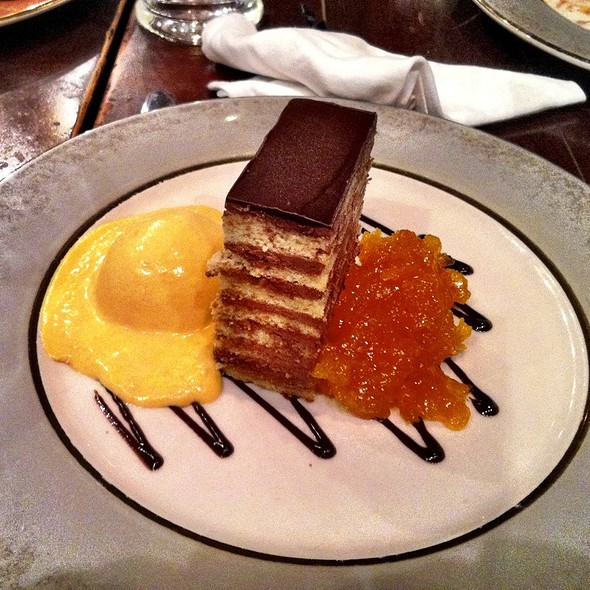 Smith Island Cake - Harry Browne's, Annapolis, MD
