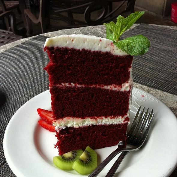 Red Velvet Cake - Kona Grill - Carmel, Carmel, IN