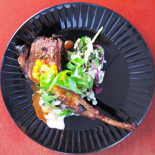 Lamb Chop - Tiki Terrace (Ka'anapali Beach Hotel), Lahaina, HI