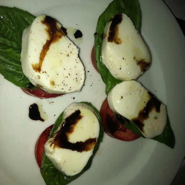 Caprese Salad - Sur Restaurant, West Hollywood, CA