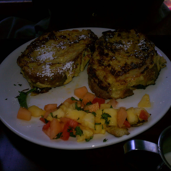 French Toast - Esperanto Restaurant, New York, NY