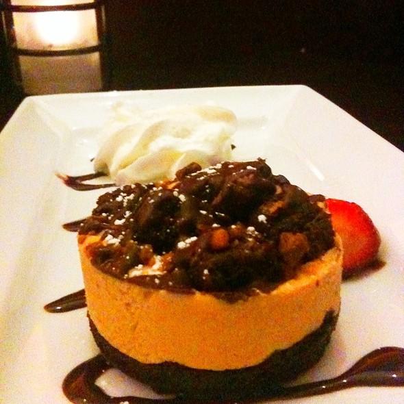 Peanut Butter & Chocolate Cake - Samba Brazilian Steakhouse - Redondo Beach, Redondo Beach, CA