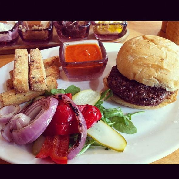 Anderson Valley Lamb Burger - Lola Seattle, Seattle, WA