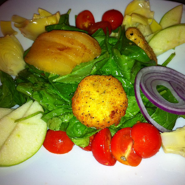 Spinach Salad - SPAZIO - Fort Lauderdale, Fort Lauderdale, FL