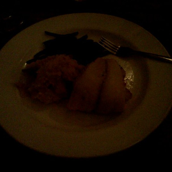 Crab Stuffed Catfish  - Almost Home Restaurant, Greencastle, IN