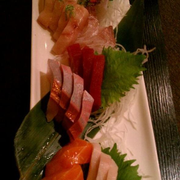 Chef Special Sashimi Platter - Wasabi & Ginger, San Francisco, CA