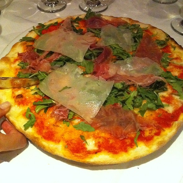 Parma Pizza - Arte Cafe, New York, NY