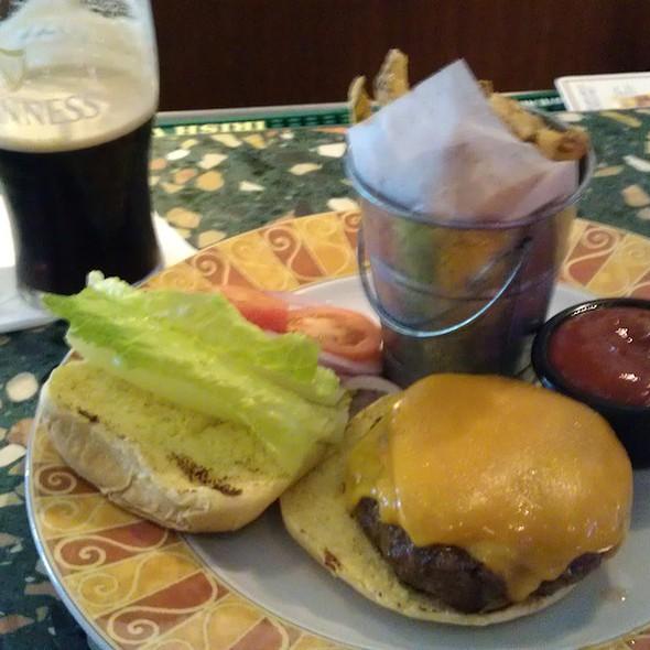 Classic Burger - James Hoban's Irish Restaurant, Washington, DC