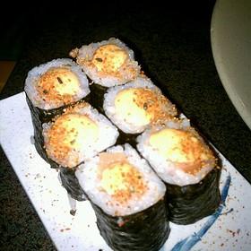 Spicy Salmon Roll - Ichiban Japanese Steak House and Sushi Bar – Minneapolis, Minneapolis, MN