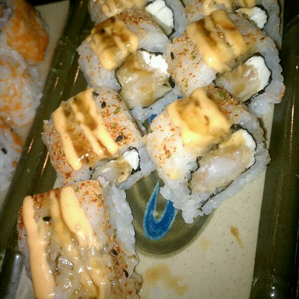Crispy Shrimp Rolls - Ichiban Japanese Steak House and Sushi Bar – Minneapolis, Minneapolis, MN
