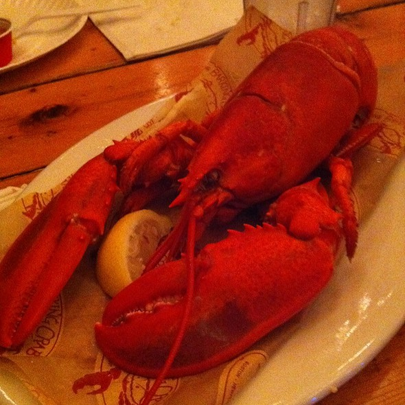 Lonely Lobster - Barking Crab Boston, Boston, MA