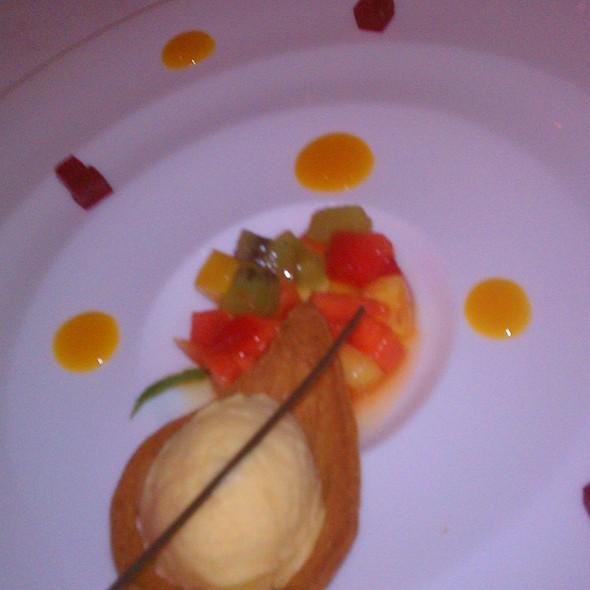 Orange Speculoos  - Azul - Mandarin Oriental Miami, Miami, FL