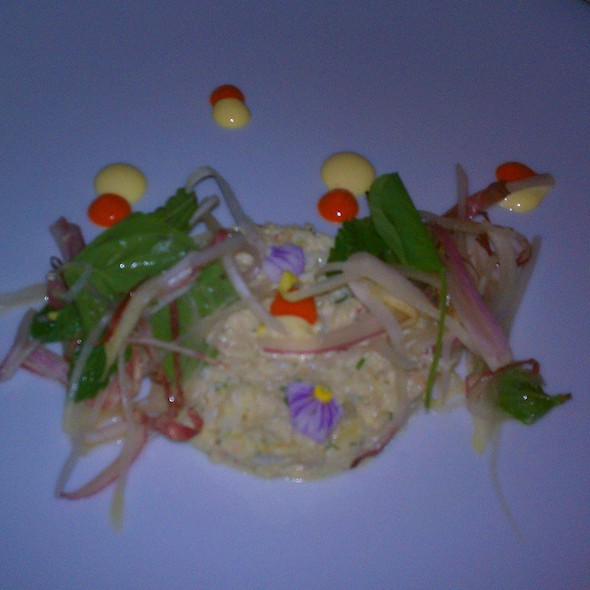 Crab Salad - Azul - Mandarin Oriental Miami, Miami, FL