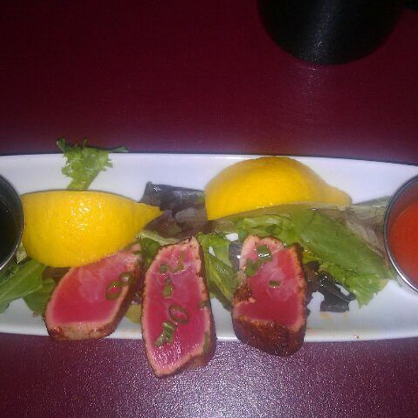Ahi, Seared - Sutter's Mill, Simi Valley, CA