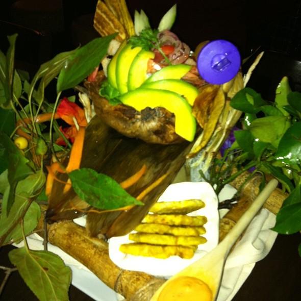 Ceviche - Zafra Cuban Restaurant & Rum Bar, New Haven, CT