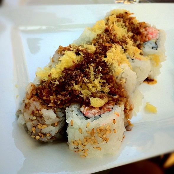 Crab Crunch Roll - Kona Grill - Dallas, Dallas, TX