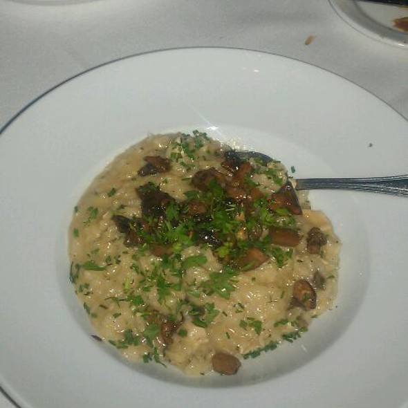 Chicken Wild Mushroom Risotto - Ciao Bella, Bloomington, MN