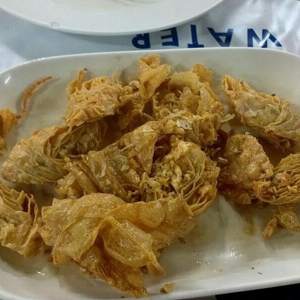 Soei Restaurant Bangkok Menu