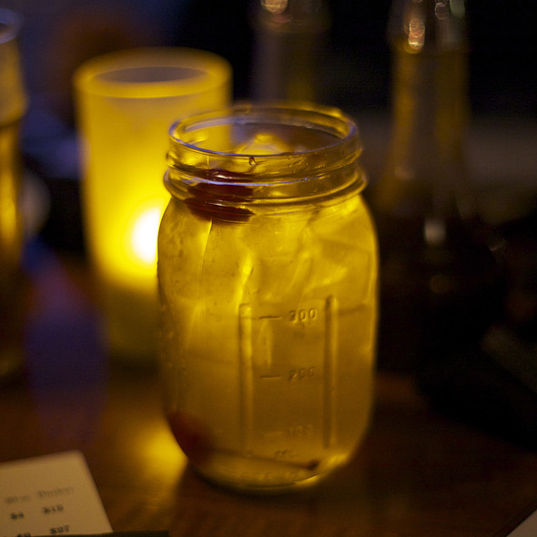 Moonshine Cocktail - The Pit Authentic BBQ, Raleigh, NC