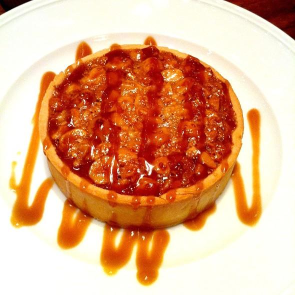 Macadamia nut tart - Dina Rata, New York, NY