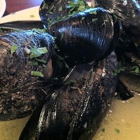 Steamed Mussels - Enterprise Fish Co. - Santa Barbara, Santa Barbara, CA