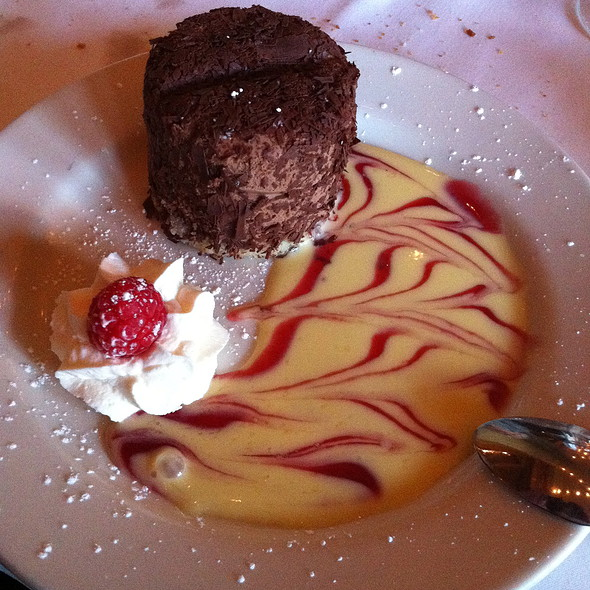 Chocolate Mousse - Il Fornaio - Walnut Creek, Walnut Creek, CA